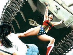 Wonder Woman - Alex Ross