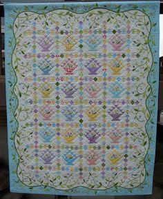 Easter Basket Quilt