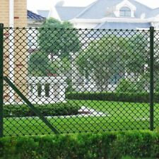 Chainlinkfencepanels Swinggate Concertinarazorwire Wiremesh Fence Gate Places Such As Campuses Are Suitable For Pur In 2020 Garden Mesh Garden Fencing Chain Fence