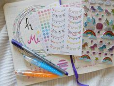 Hey little dolly - Comment embellir son bullet journal facilement ? - Hey Little Dolly