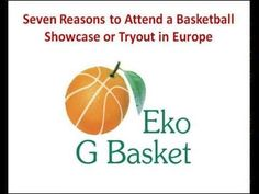 Basketball tryouts and showcases in Europe