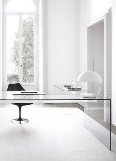 Minimalist cool home office Bedroom 47 Adorable Minimalist Home Offices Pinterest 47 Best Minimalist Home Offices Images Office Home Desk Office Decor