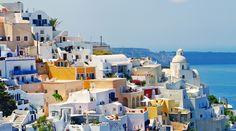 Santorini Villages: Fira