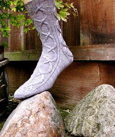 Ravelry: Gandalf Socks pattern by Claire Ellen