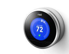 Le Nest pour une temperature parfaite