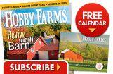 Hobby Farms, Livestock & Pets, Crops & Gardening, Home & Barn