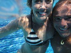 Underwater Happiness