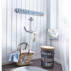Die 48 besten Bilder von Bad maritim | Bathroom, Beach House Decor ...