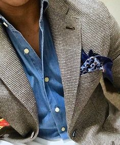 The Gentlemans Guide to Casual Fridays -You can find Casual fridays and more on our website.The Gentlemans Guide to Casual Fridays - Blazer Outfits Men, Stylish Mens Outfits, Casual Outfits, Men Casual, Fashion Outfits, Casual Chic, Mens Fashion Blog, Mens Fashion Suits, Teenager Mode