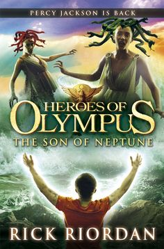 Heroes of Olympus: the Son of Neptune [Paperback] [Oct 04, 2012] Riordan, Rick]