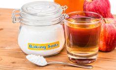 Honey, Baking Soda & Apple Cider Vinegar Mask For Acne & Radiant Skin - David Avocado Wolfe