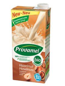 Genuss aus Nuss: der neue Bio Haselnussdrink