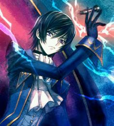 Lelouch Lamperouge ( Zero )