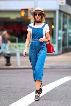 NYFW S/S 2016 Street Style | Fashion, Trends, Beauty Tips & Celebrity Style Magazine | ELLE UK