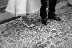 My wedding shoes from Chie Mihara! #heart #cuore #bridal #sposa #white #scarpe #matrimonio