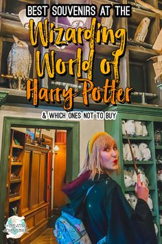 The Best Souvenirs at the Wizarding World of Harry Potter and Where to Find Them! | The Creative Adv
