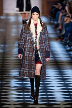 #Plaid Runway Fashion Week Fall 2013 - Fall 2013 Fashion Trends - ELLE
