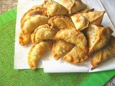 ДОМАШНЯЯ САМБУСА. SAMBOUSA HOMEMADE Арабские хрустящие жареные пирожки с мясом и с овощами - YouTube