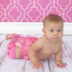 cloth diaper + babylegs :) I know this baby. :) mycutegenes.com