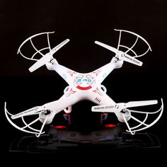 2016 New Fashion X5C 2.4Ghz 6Axis Gyro RC Quadcopters Drone UFO Airplane UAV RTF White Mini Drone