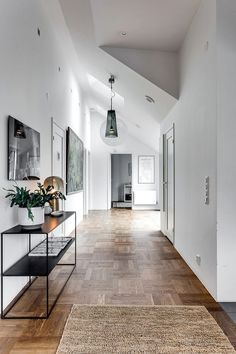 Stunning Attic Apartment In Stockholm | Dust Jacket | Bloglovin'