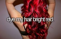 Bright red?!Please mamma!!!!:D