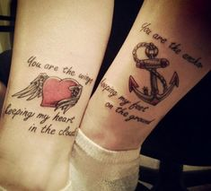 You are the wings keeping my heart in the clouds, you are the anchor keeping my feet on the ground.