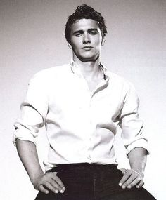 James Franco, well hellooo there