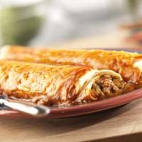 Easy Beef Enchiladas—Mexican night in sounds like a great date theme!