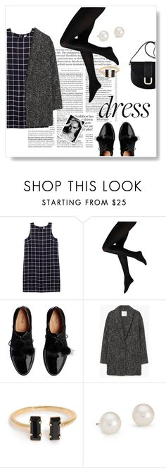 """""""Under"""" by victoire-marjolaine ❤ liked on Polyvore featuring Olive + Oak, MANGO, Blue Nile and A.P.C."""