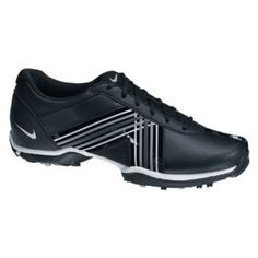Womens Nike Delight Golf Cleats White Leather - ONLY $75.00