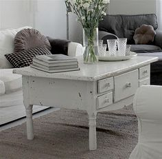 love this table with cut off legs