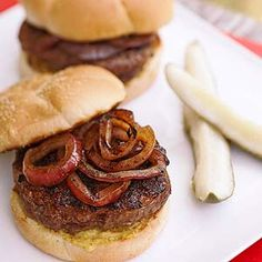 This burger recipe uses most of the ingredients of the American deli's most famous invention - the Reuben.