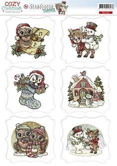 Nieuw bij Knutselparade: 0827 Yvonne Creations stansvel Cozy Christmas SB10060 https://knutselparade.nl/nl/kerstmis/3629-0827-yvonne-creations-stansvel-cozy-christmas-sb10060.html Knipvellen, Kerstmis - Yvonne Creations