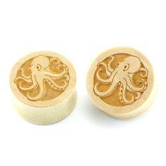 Octopus Organic Ear Plugs
