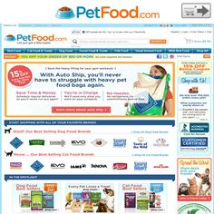 PetFood.com | Online stores for Pet supplies