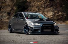 Thoughts on this gray EVO? | StanceNation™ // Form > Function