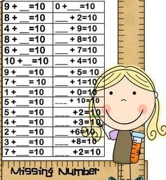 Here's a wealth of materials for students to practice problems in addition, subtraction, missing addends, and mixed addition and subtraction.