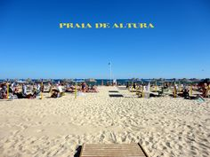 Praia de Altura - (Algarve/Portugal)