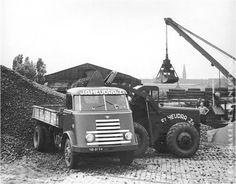 DAF NB-81-94 J Heijdra met shovel