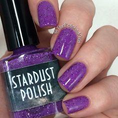 Stardust Polish Heat Lightning