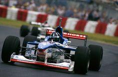 Damon Hill Arrows - Yamaha Montreal 1997