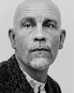 John Malkovich one of the very best actors! John Malkovich, Famous Men, Famous Faces, Famous People, Celebrity Portraits, Celebrity Photos, Famous Portraits, Actor Studio, Hollywood Actor