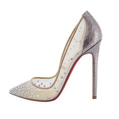 Footwear By Christian Louboutin # 1 on Pinterest | Christian ...