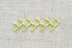 This extensive list of hand embroidery tutorials will teach you the basics of embroidery, along with many more advanced stitches.