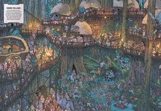 By Ulises Farinas, From his book 'Where's The Wookiee?' - picture 2