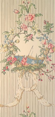 RiverQui wallpaper--- I could imagine taking the idea of this paper and keeping every part of the design exept for the Chinoiserie aspect-- instead, imagine those amazng scènes, from both sides of the border, of the people who come to fish in the Detroit River