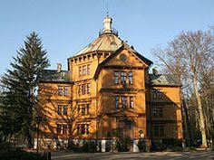 Pałac w Antoninie. Jego najsławniejszym gościem był Fryderyk Chopin.