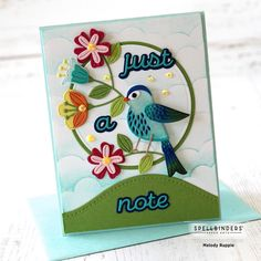 Have A Good Weekend, Two Birds, Bird Cards, Copic Markers, The Balloon, Distress Ink, Clear Stamps, I Card, Something To Do