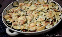 Gluten Free Diet, Vegetable Recipes, New Recipes, Potato Salad, Zucchini, Menu, Chicken, Vegetables, Cooking